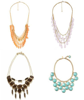 Look for Less ~ Statement Necklace