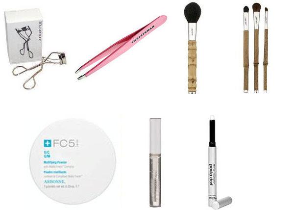 My Makeup Bag ~ Tools