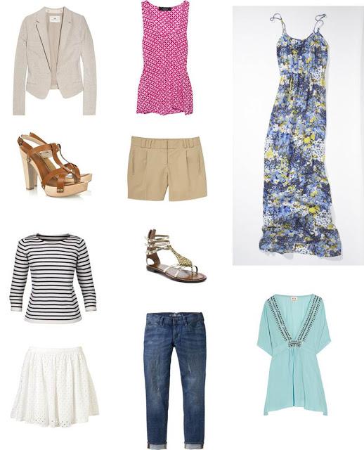 Wardrobe Essentials ~ Summer