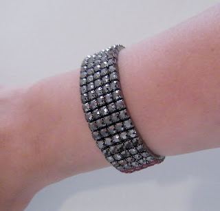 DIY Colorblock Bracelet