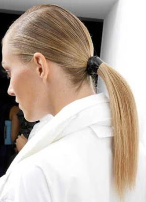 The Dressed-Up Ponytail