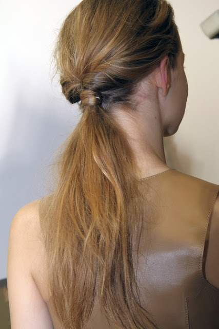 The Twisted Ponytail