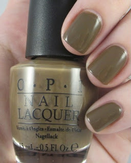 Nail Color of the Month ~ October
