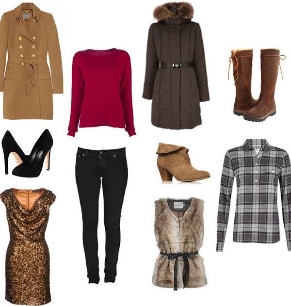 Wardrobe Essentials ~ Winter