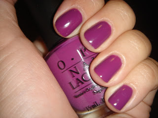 Nail Color of the Month ~ January