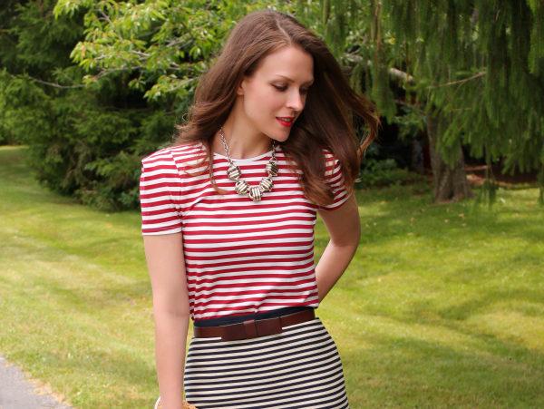 Stripe on Stripe