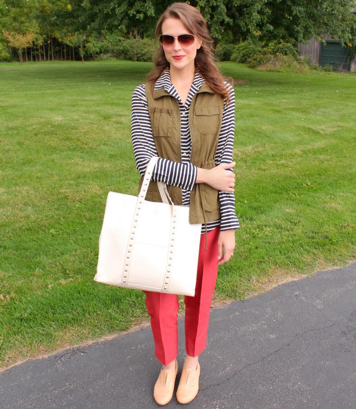 fe551251c2f7 4 Ways to Wear + Go Chic or Go Home - Penny Pincher Fashion