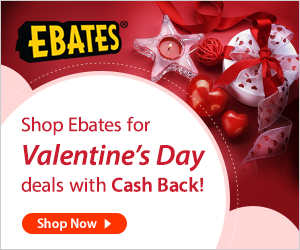 Ebates $150 Giveaway ~ CLOSED