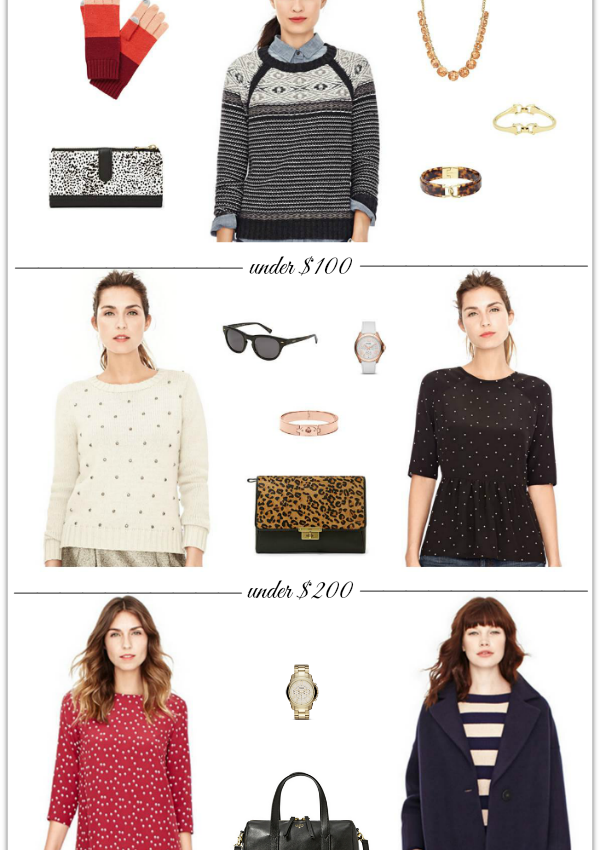 Fossil Gift Guide