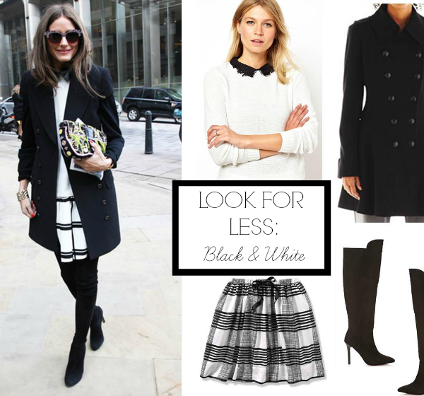 Look for Less: B&W