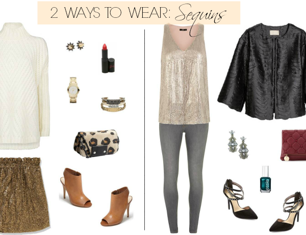 Perfect Pairings: Sequins