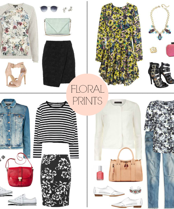 Perfect Pairings: Florals