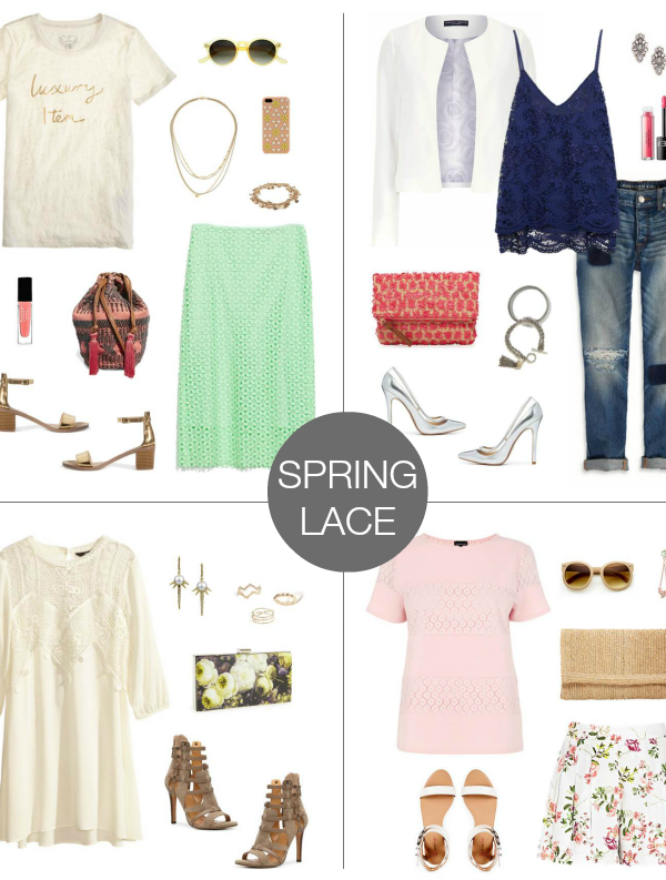 Perfect Pairings: Lace