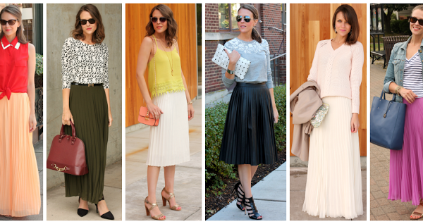 Perfect Pairings: Pleats