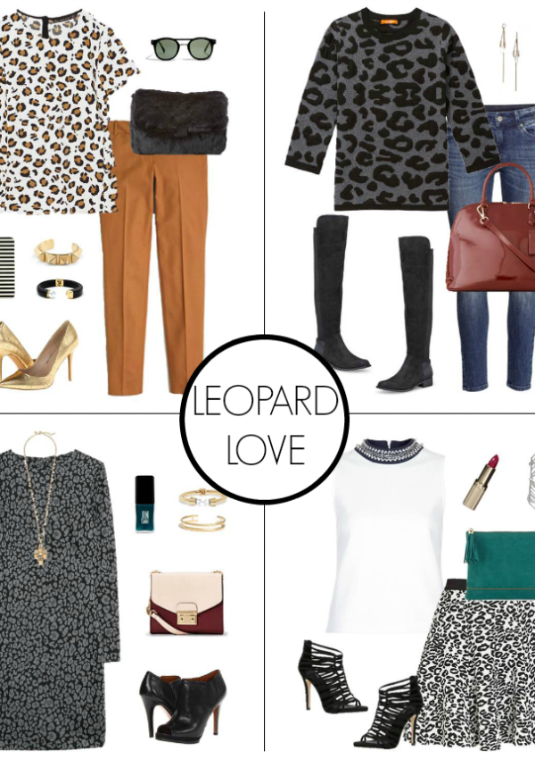 Perfect Pairings: Leopard