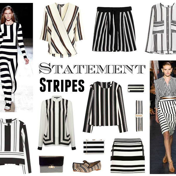 Trend Watch: Graphic Stripes