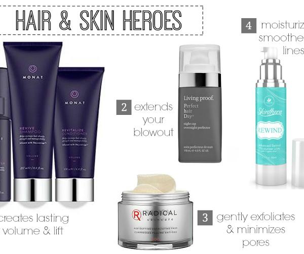 Hair & Skin Heroes