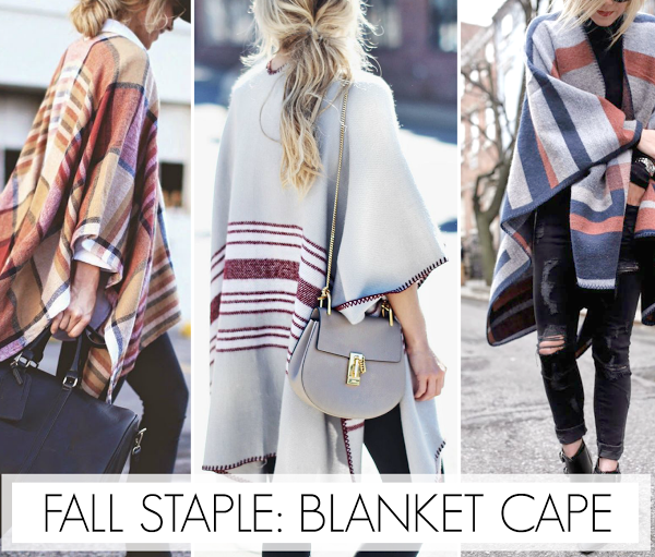 Fall Must-Have: The Cape