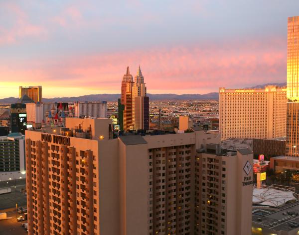 Vegas Moments