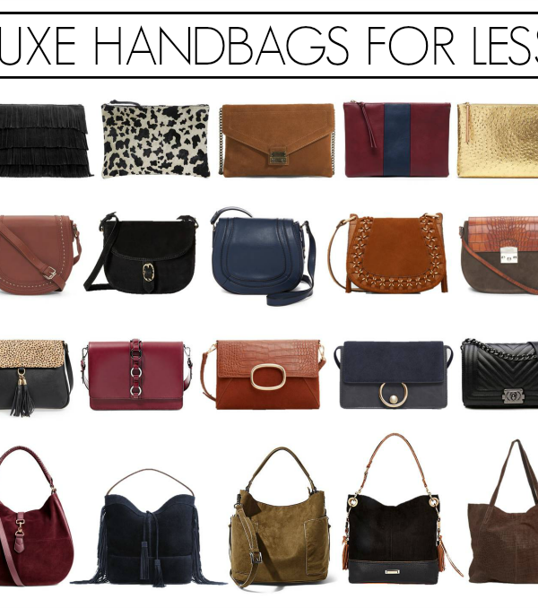 Affordable Fall Handbags