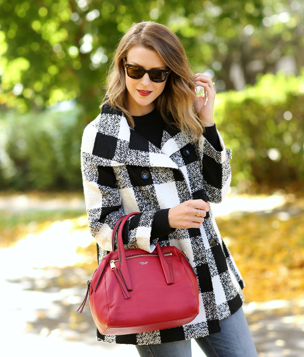 Statement Plaid