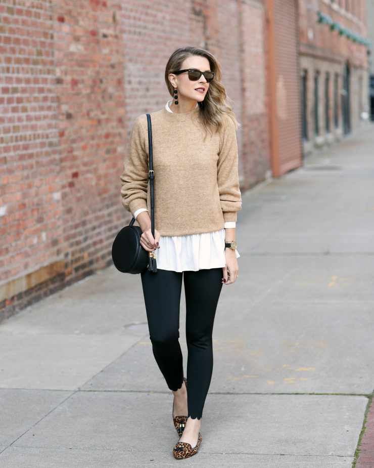 chic fall layers