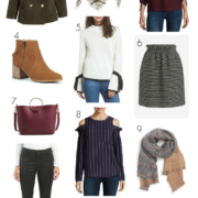 affordable fall staples