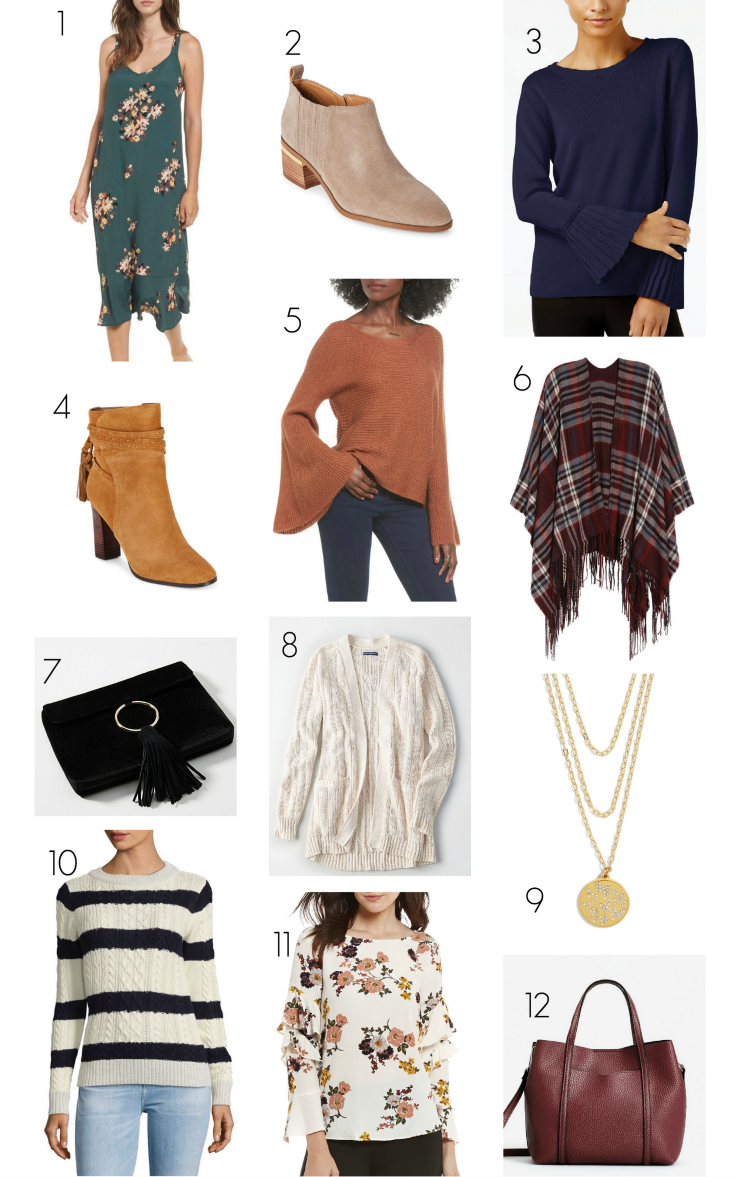 fall styles under $60
