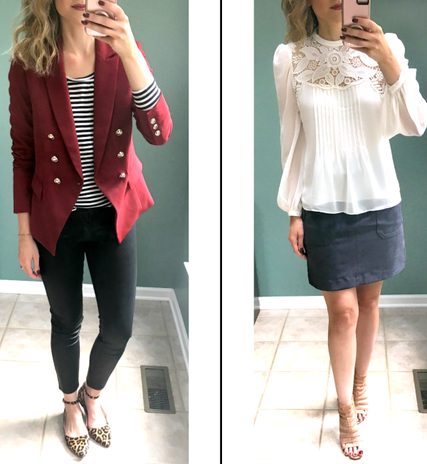 Fall Clothing Haul + Reviews