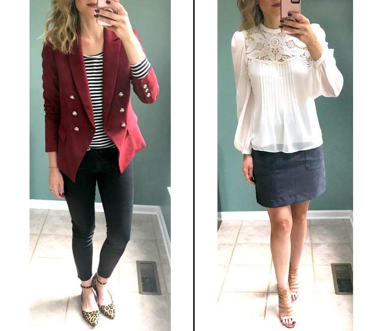 polished outfit ideas
