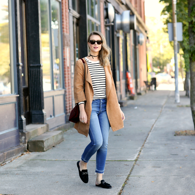 fall stripes