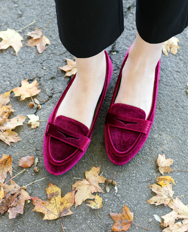 Fall Footwear Trends