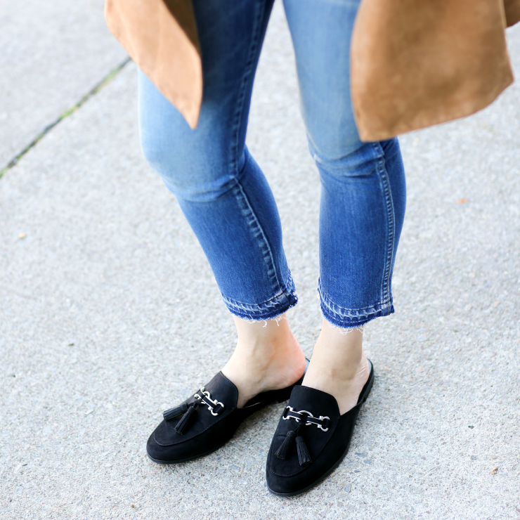 Shoe Carnival Loafer Mules