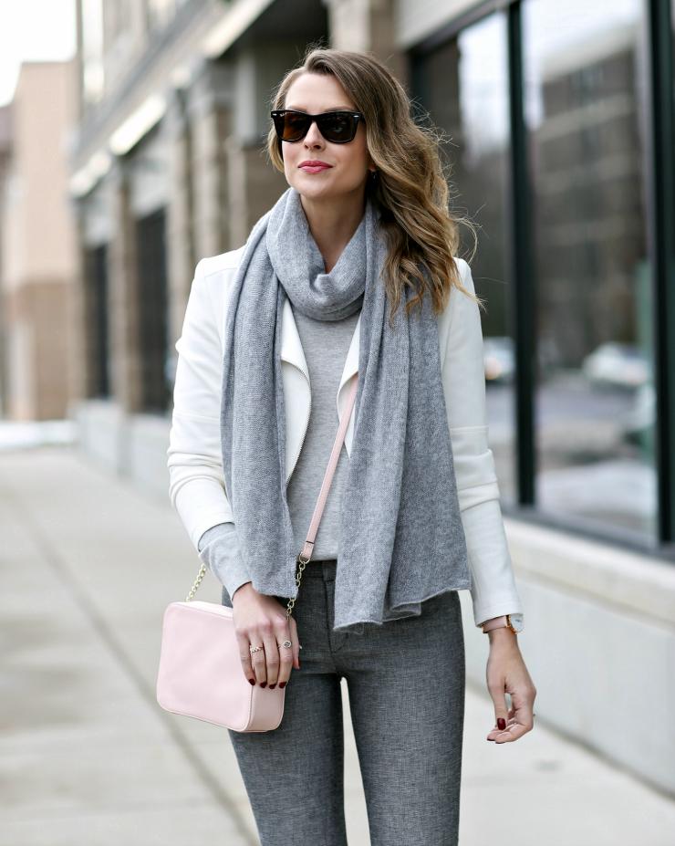 monochrome gray