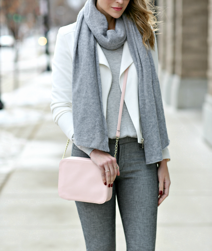 gray layers