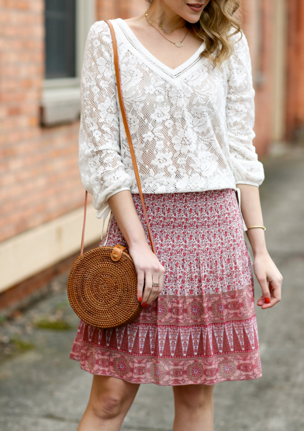 Relaxed Lace