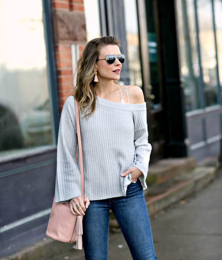 Sanctuary Rib Knit Sweater