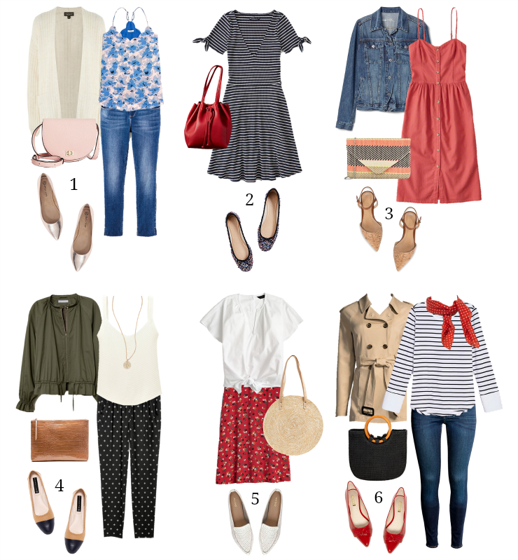 outfits with flats