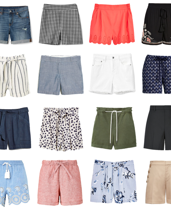 The Perfect Length Shorts