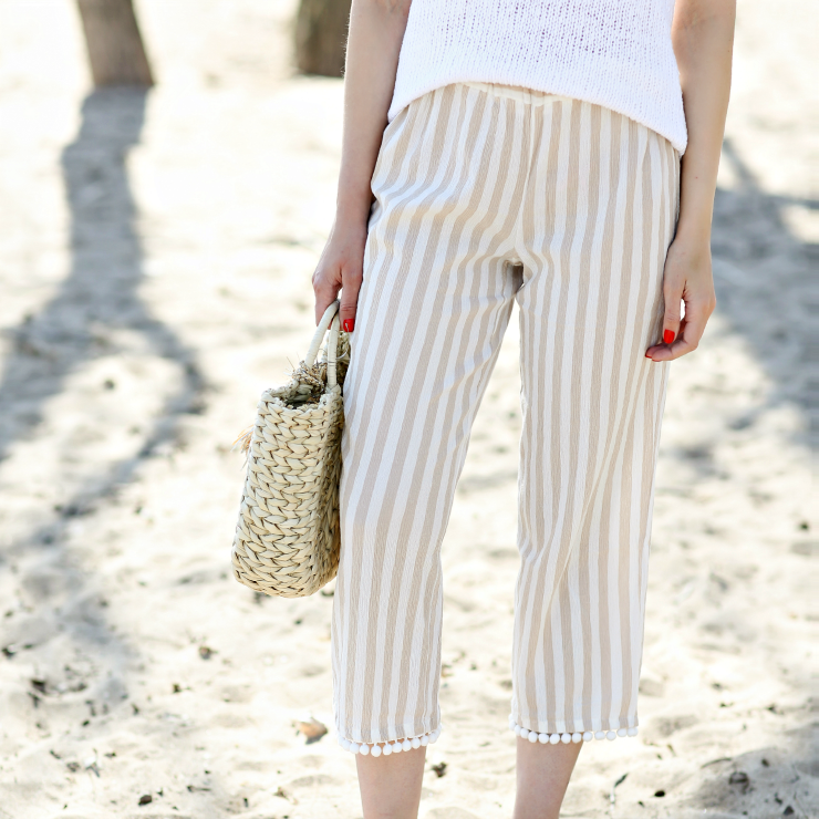 J Crew Factory Beach Pants