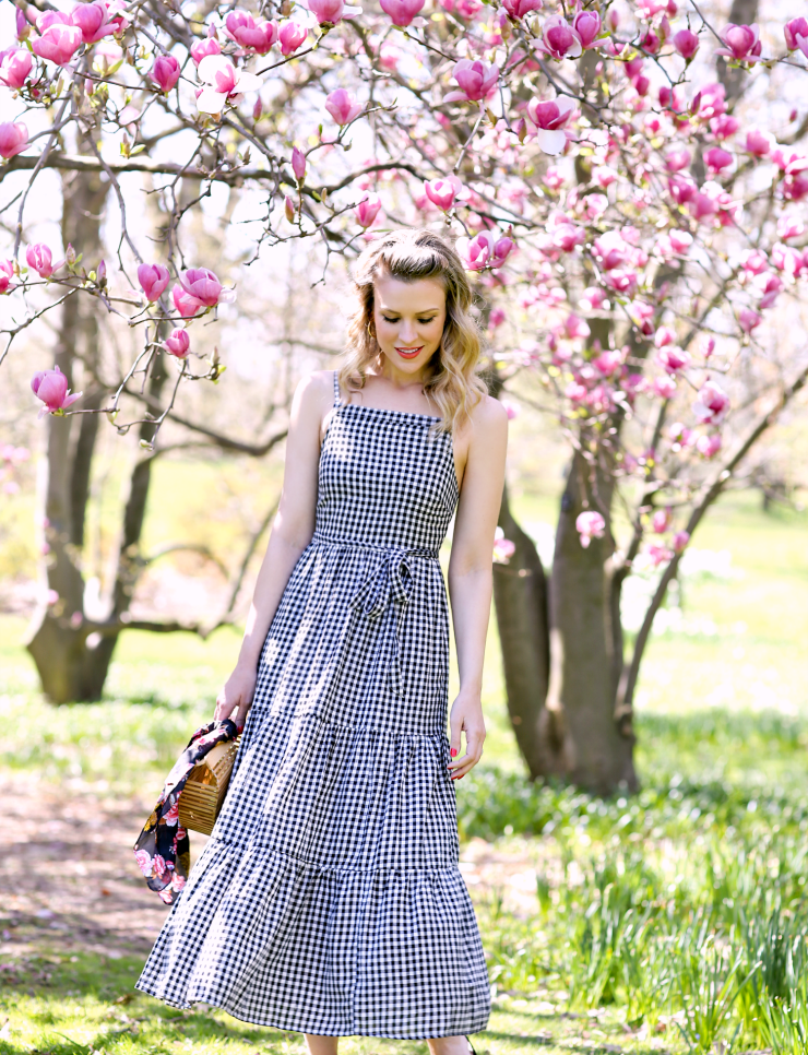 Old Navy Gingham Dress