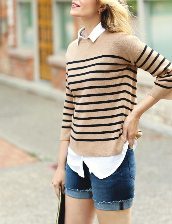 3 Ways To Wear: White Shirt