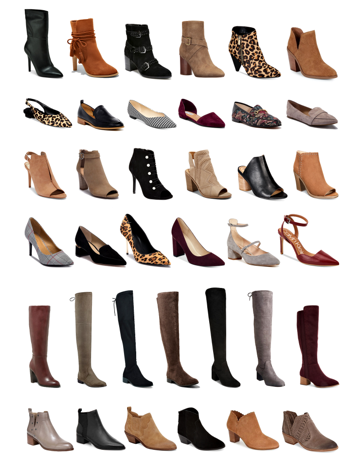 affordable fall footwear