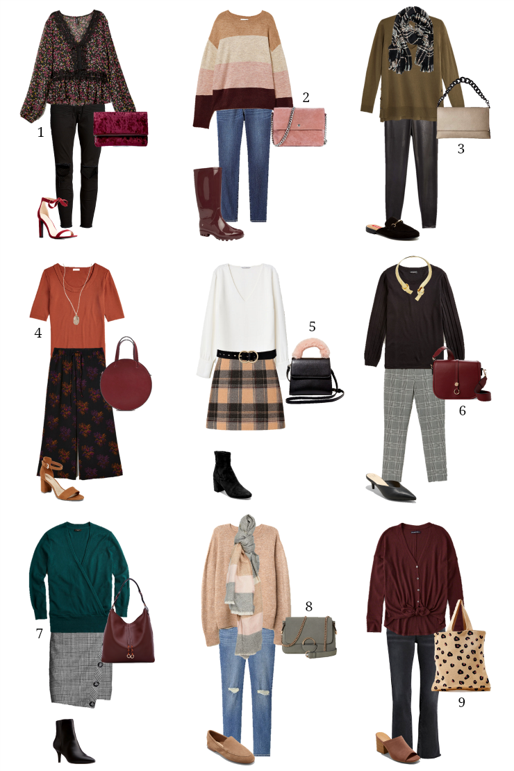 fall outfits under $30