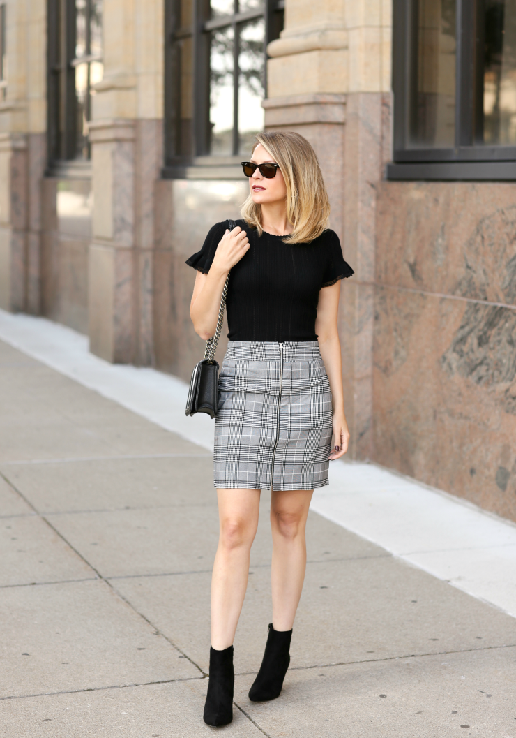 sophisticated plaid