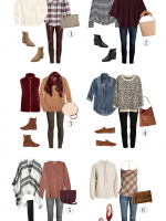 Casual Layered Looks