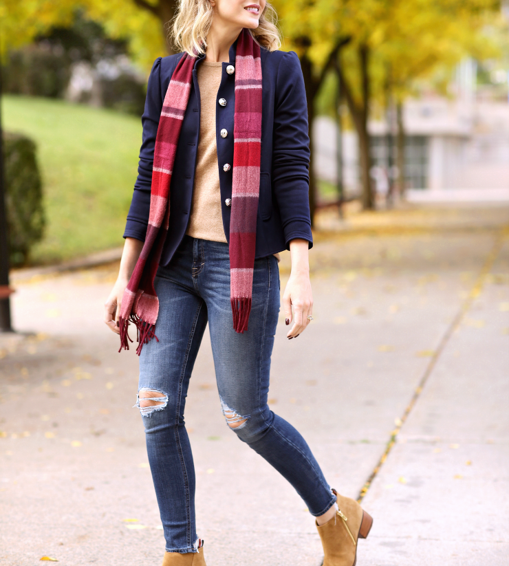 classic fall layers