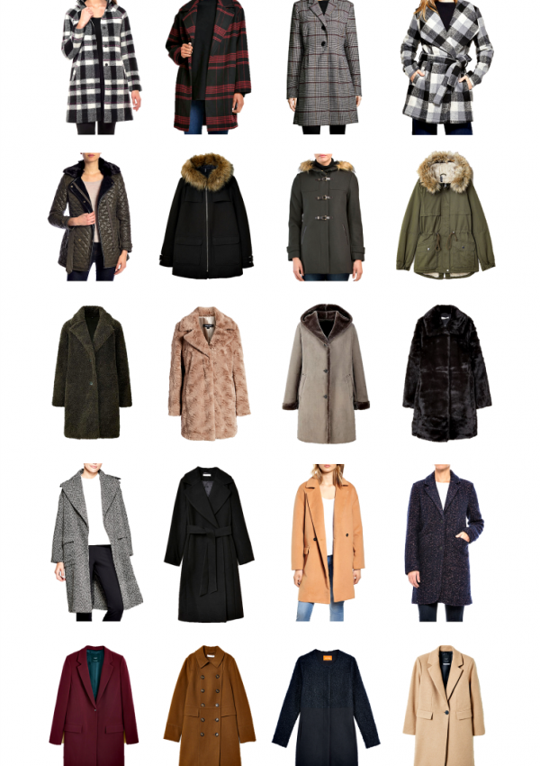 Fall Outerwear