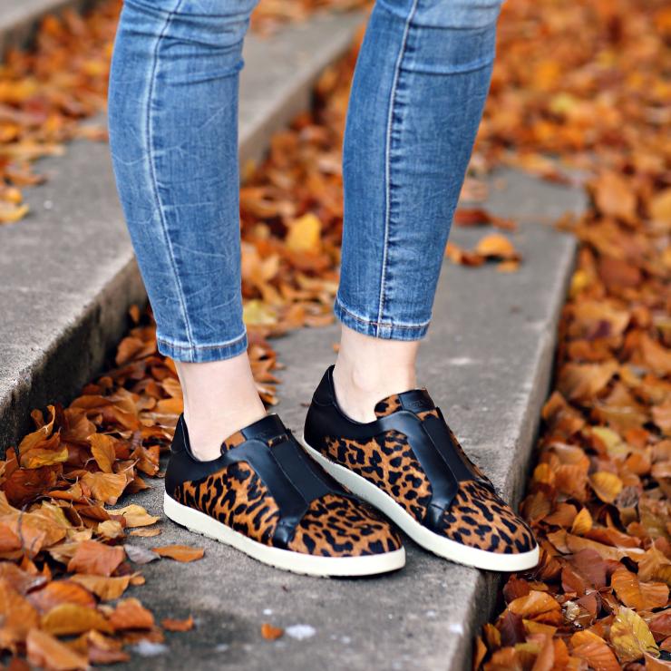 Aerosoles Leopard Sneakers