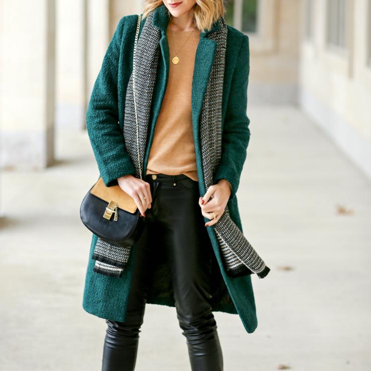 Express Boucle Coat